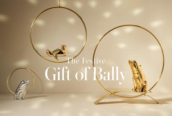 Bally Christmas Gift
