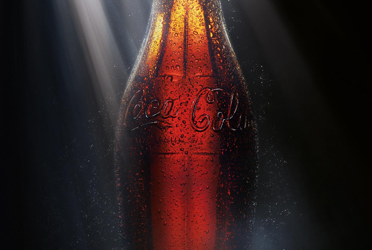 CocaCola Tribute